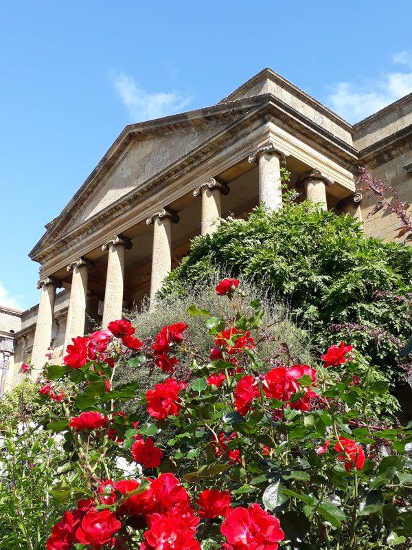 Gartenreise England - Schwelgen im Duft der Rosen